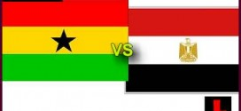 Egypt vs Ghana 19-11-2013 World Cup 2014 qualifying match Tuesday and channels that broadcast match live